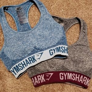 Gymshark sports bras